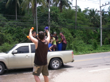 Curtis shooting at Songkran