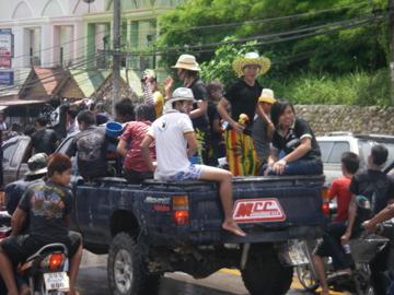 Songkran Chaos