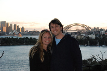 Flashpackers in Sydney