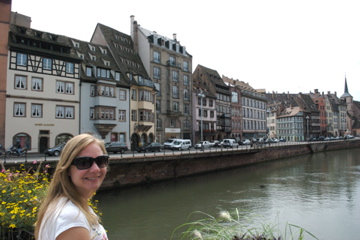 Lindsie in Strasbourg
