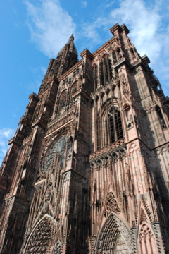Notre Dame - Strasbourg