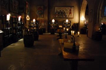 Marche Aux Vins tasting room