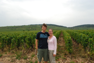 Flashpackers in Beaune