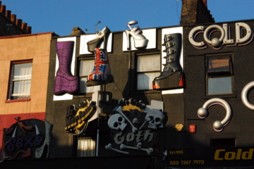 Store in Camden Town