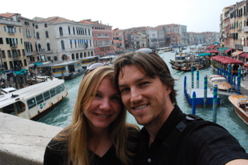 Flashpackers in Venice