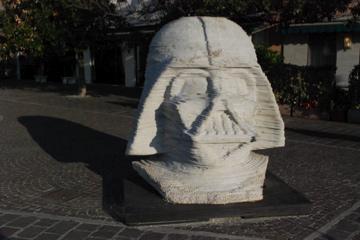 Darth Vader on Lido