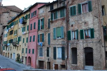 Houses in Sienna