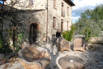 Tuscan villa - Flashpacker style