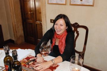 Cinzia of Villa Rinaldi