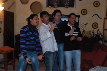 Karaoke - Italian style